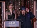 Depp dan Heard Tanpa Beban di Hollywood Film Awards