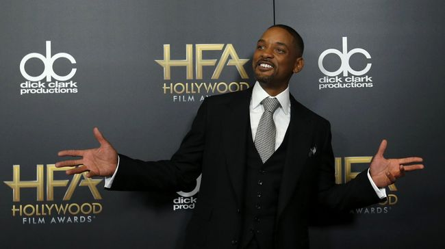 Will Smith Ingin Jadi Jin 'Hip-Hop' di Film 'Aladdin'