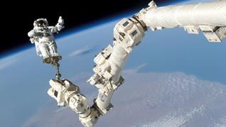 Tinggi Badan Astronaut Bertambah Hingga 5 cm di Luar Angkasa