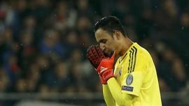 Keylor Navas Beri Isyarat Tinggalkan Real Madrid