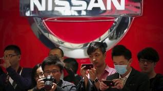 Aliansi Nissan Motor Kantongi 'Tabungan' US$6,7 Miliar