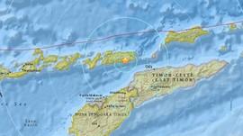 Gempa 6,3 skala Richter Guncang Timor Leste