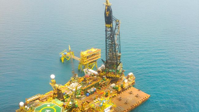 Pemerintah Timbang Amandemen Kontrak Jual-Beli Gas Kepodang