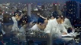 Lembur 159 Jam, Reporter Jepang Meninggal Dunia