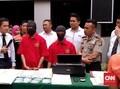Polisi Ciduk Pemalsu Materai Senilai Rp 3 Miliar
