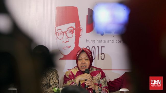 Metode <i>Exit Poll</i> Menangkan Risma di Surabaya