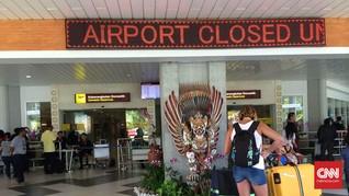 Bandara I Gusti Ngurah Rai Bali Tutup Selama Nyepi