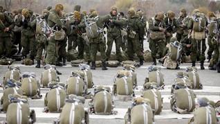 Rusia Bangun Barak Militer di Pulau Sengketa Jepang