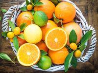 Buah jeruk mampu menetralisir asam di mulut Anda yang menyebabkan pembusukan. Foto: Thinkstock