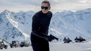 'Bond 25' Disebut Bakal Ungkap Pengganti James Bond