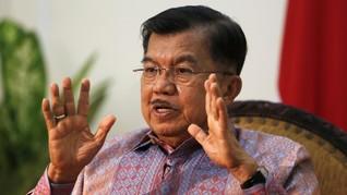 Idrus Jadi Mensos, JK Bantah Jokowi Istimewakan Golkar