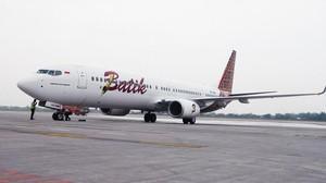 Detik-detik Penumpang Panik Saat Pilot Batik Air Pingsan