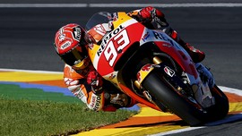 Dominasi Tes Jerez, Marquez Antusias dengan Sayap Honda