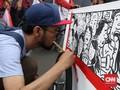 Menuangkan Jakarta ke Atas Gerobak Seni