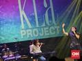 KLa Project Bakal Tampil di Festival Ulang Tahun Transmedia