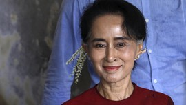 Aung San Suu Kyi Absen di Sidang PBB di Jenewa