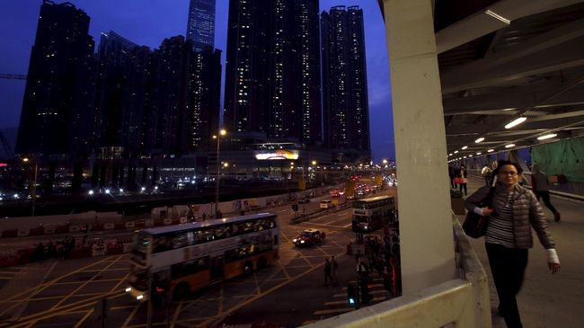 Sebelum 'Berburu' Barang Imitasi di Hong Kong