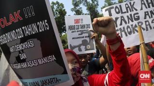 Indeks Demokrasi Indonesia Naik 0,28, Kebebasan Sipil Menurun
