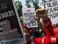 Ahok Tak Larang Warga Demo Asal Taat Aturan