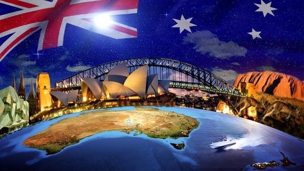 Jelajah Australia