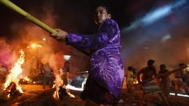 Tragedi Drama Hari Pahlawan, Puluhan Orang Nonton di Rel KA