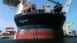 Pertamina Jual LNG Pertama Hasil Kontrak Gross Split