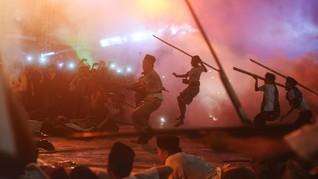 Doa Kiai Kedu, Bambu Runcing, dan Bekal Perang Laskar Pejuang