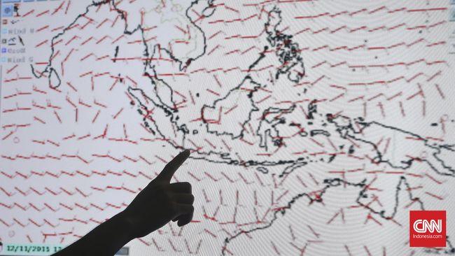BMKG: Indonesia Berpotensi La Nina Pertengahan Tahun