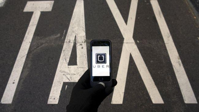 Toyota Investasi Rp7,3 Triliun untuk Uber