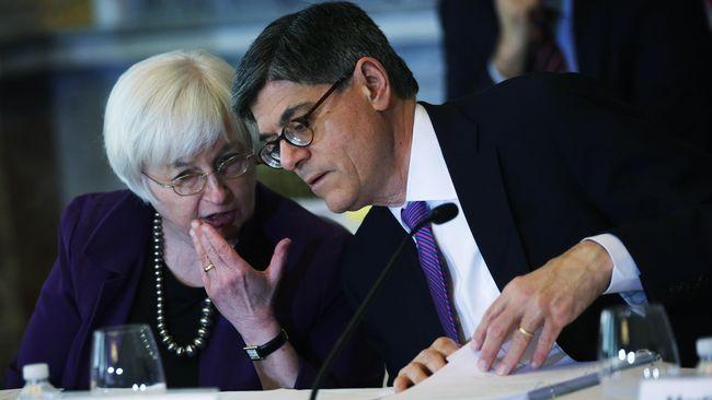 IMF Dukung The Fed Naikkan Suku Bunga Bulan Depan