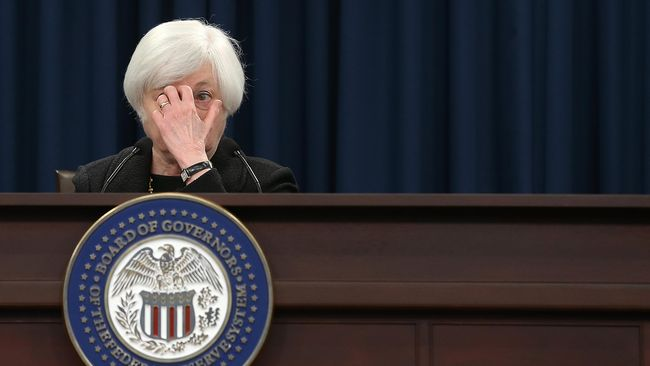 Ketika Pasar Berubah Menolak Penaikan Fed Rate