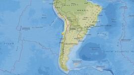 Gempa 6,9 SR Mengguncang Chile