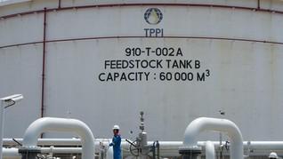 Pertamina Ekspor Perdana Paraxylene 10 Ribu MT ke China
