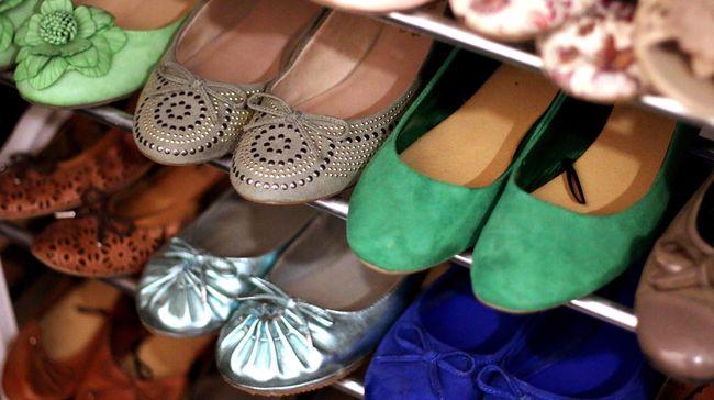 Produk Alas Kaki Indonesia Kuasai Pangsa Pasar ke-5 di Dunia