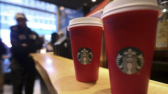Putri Duyung Starbucks Rangkul Burung Indonesia