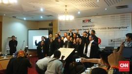 KPK Ajak Kader Muda Partai Ciptakan Pemilu Berintegritas