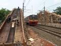 Sebanyak 19 Lintasan Kereta Sebidang di Jakarta Harus Ditutup