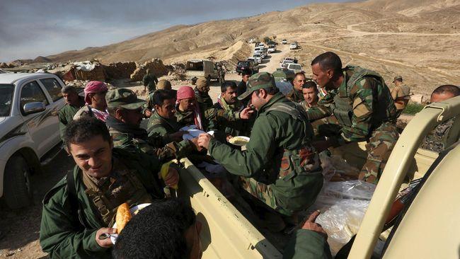 Cerita Dari Garis Depan Pertempuran Terakhir Melawan ISIS