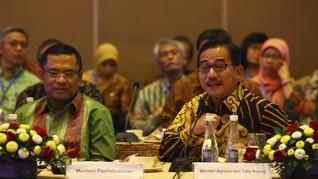 Ferry Baldan Respons Moeldoko: Lewat Situ Hadap Belakang