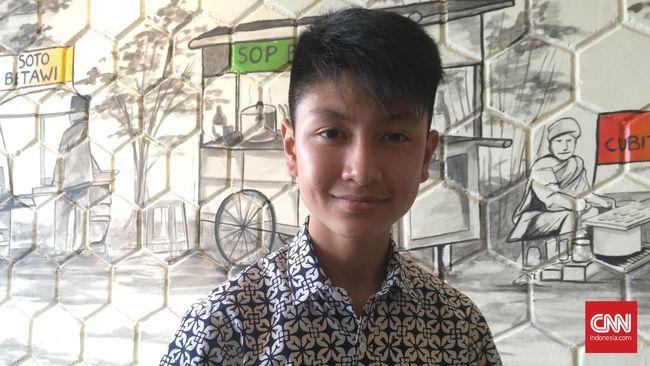 Gamma, Pelajar SMA yang Ingin Pasok Listrik di Desa Sukabumi