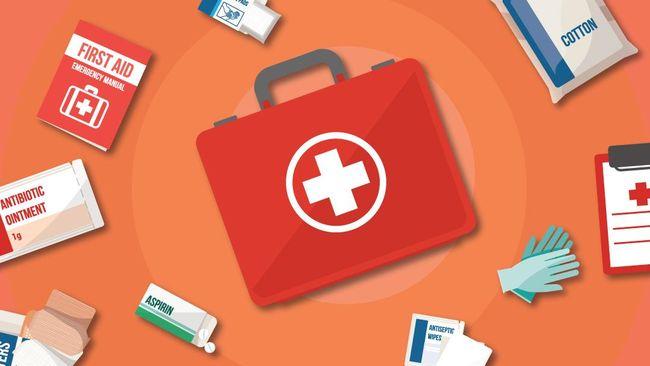 P3K Dasar untuk Obat-obatan PascaTsunami dan Gempa