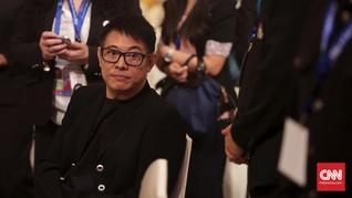 Jet Li: Saya Merasa Sehat