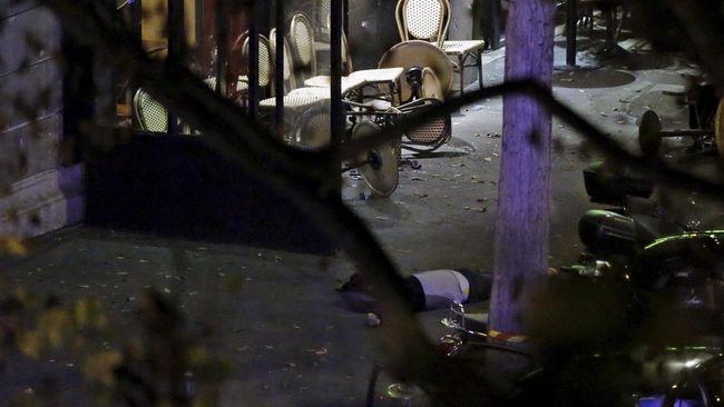 Tragedi November 2015 di Paris Siap Difilmkan