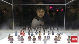 Demam 'Star Wars' Giring Nidji dan Saykoji Menular ke Famili