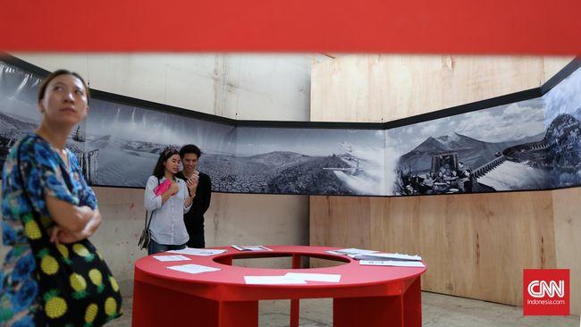 Menumbuhkan Apresiasi, Ajang Biennale Jalan Sendiri