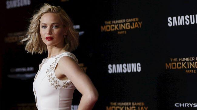 Jennifer Lawrence Gelar Pesta Pertunangan Jelang Nikah