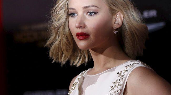 Trik Jennifer Lawrence Bisa Bebas Makan Enak Tiap Saat