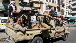 Arab Saudi Klaim Cegat Lima Drone Pemberontak Yaman