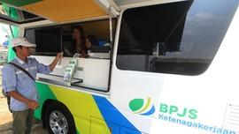 BPJS Tenaker Parkir Duit Rp73 Triliun untuk Infrastruktur