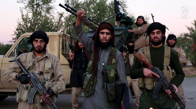 ISIS Kembali Menyerang, Puluhan Pasukan Suriah Tewas